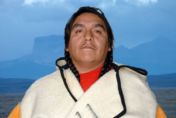 Marvin Calf Robe Sr.